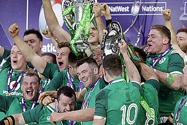 8dcd4d76242 Samoa Observer   6N: Ireland earns rare Grand Slam by beating England