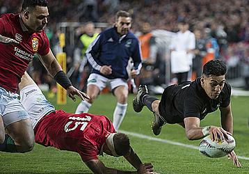 3c2845c370c Samoa Observer | New Zealand beats British and Irish Lions 30-15 in