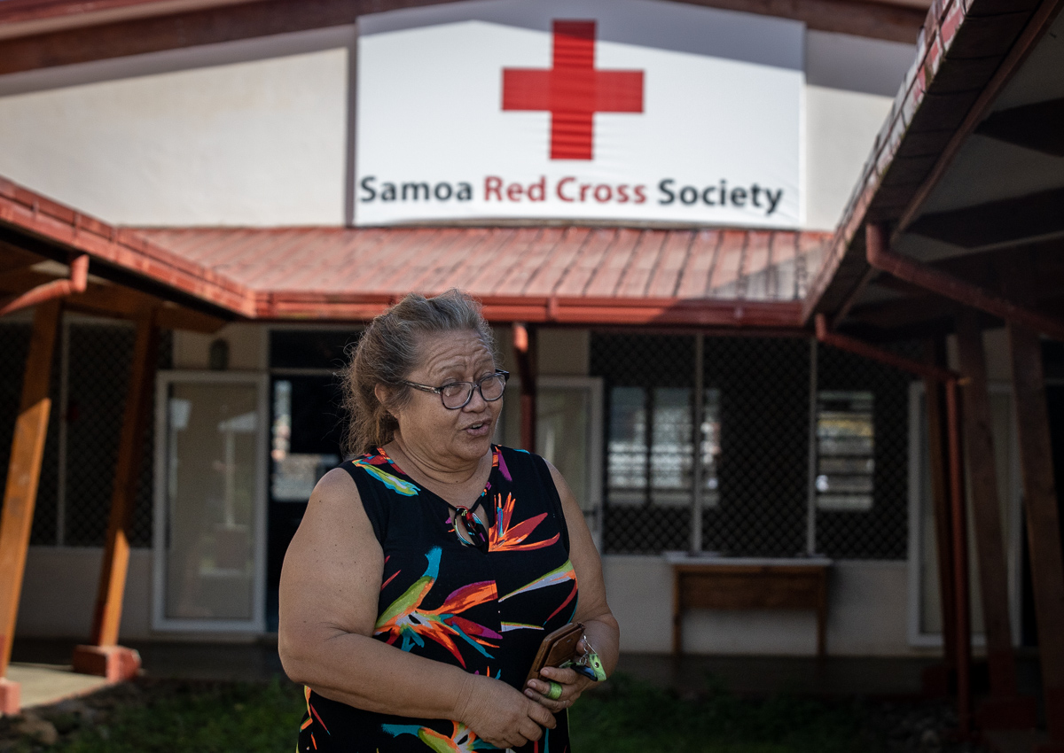 Samoa Observer | Red Cross urges youth to become blood donors
