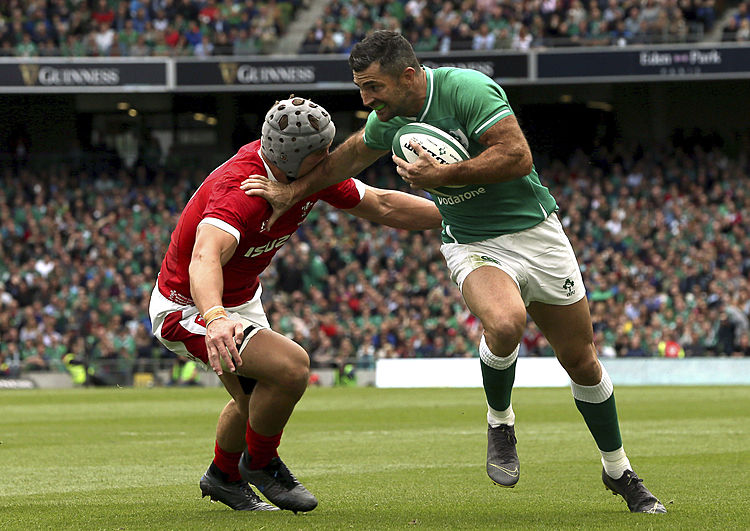 Samoa Observer | Ireland to start Rugby World Cup in Japan