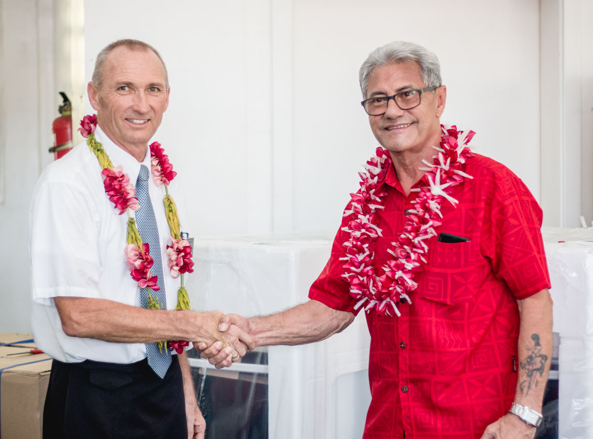 Samoa Observer | LDS Charities lends helping hand to disability centre