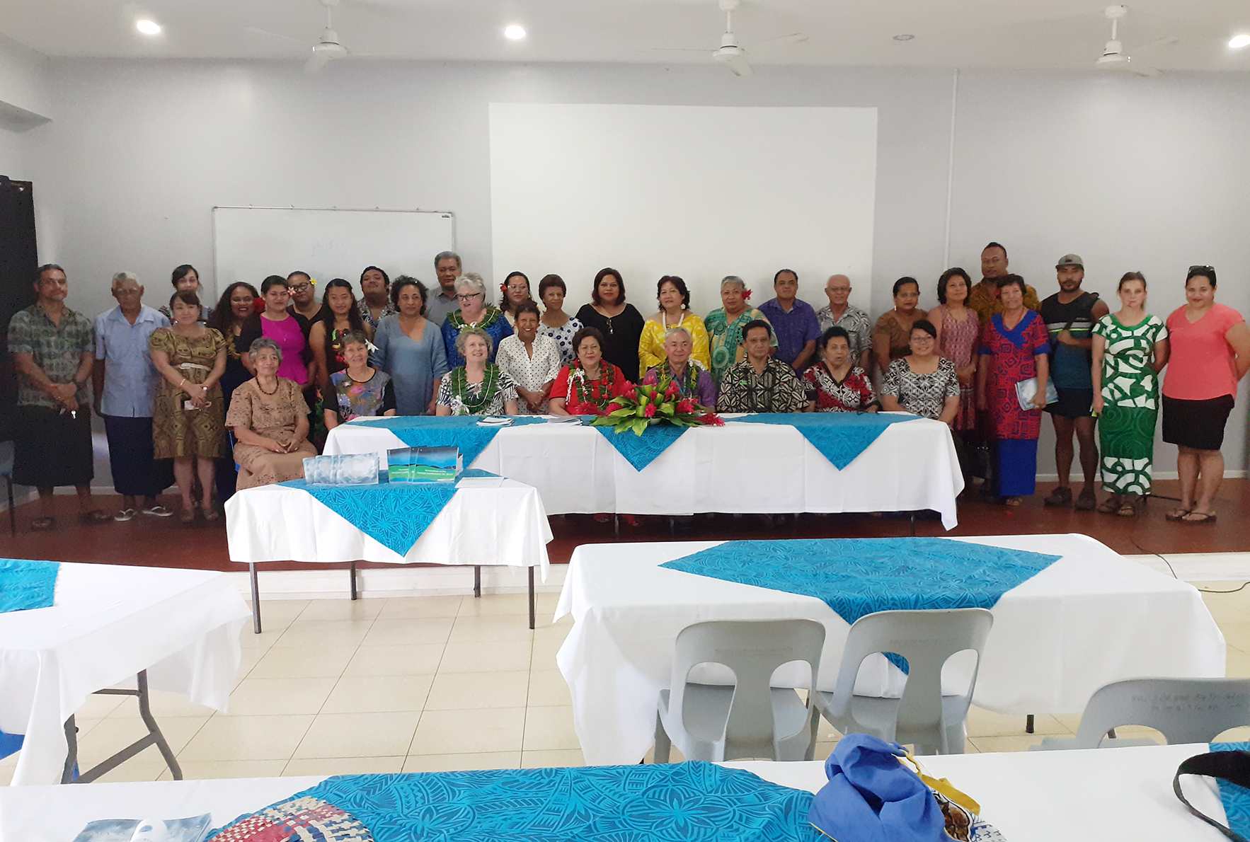 Samoa Observer | N U S  launches Samoa Conference IV Proceedings and
